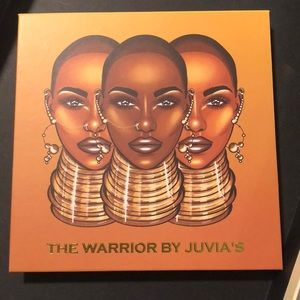The Warrior palette by Juvia's